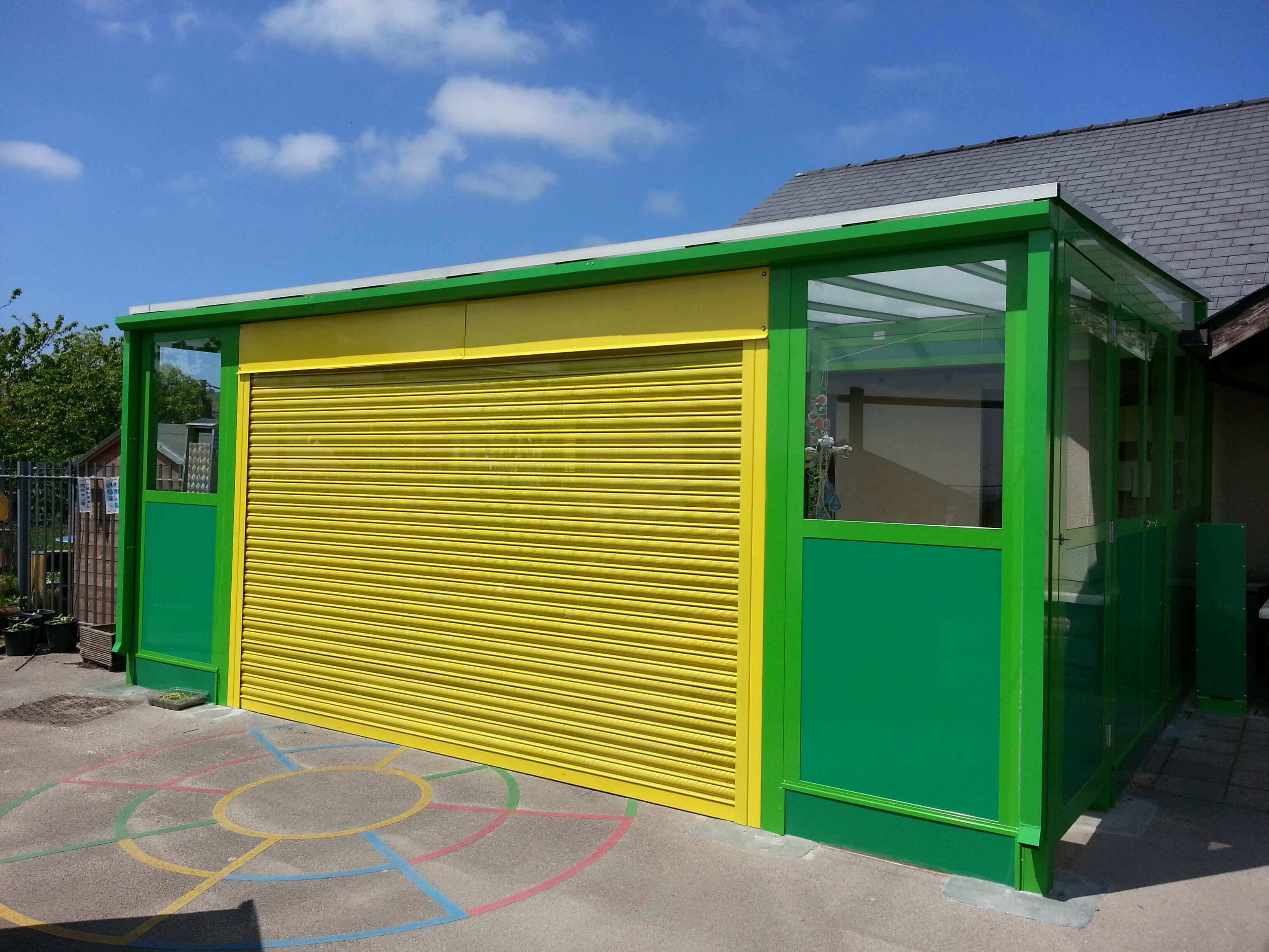 Outdoor Classrooms Shelter Solutions