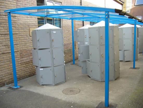 Dome Storage Canopy